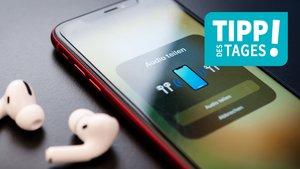 Audio-Sharing von iOS 13: So hört man mit iPhone & iPad gemeinsam Musik