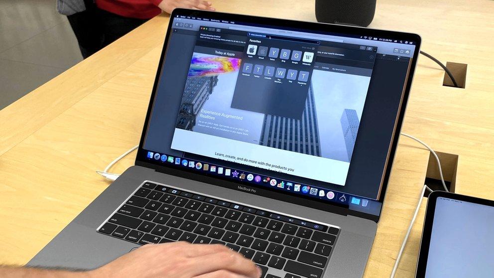 MacBook Pro im Preisverfall: Apples 16-Zoll-Notebook jetzt schon viel günstiger kaufen