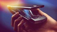 Falt-Handy: Motorola warnt davor, wovor sich alle Kunden fürchten