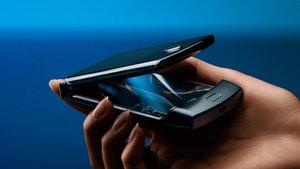 Motorola Razr: So viel kostet das Falt-Handy in Europa