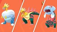 Pokémon Schwert & Schild: Alle Fossilien - Fundorte und Rückverwandlung - so gehts