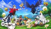 Pokémon Schwert & Schild hält für Geburtstags-Spieler eine Überraschung parat