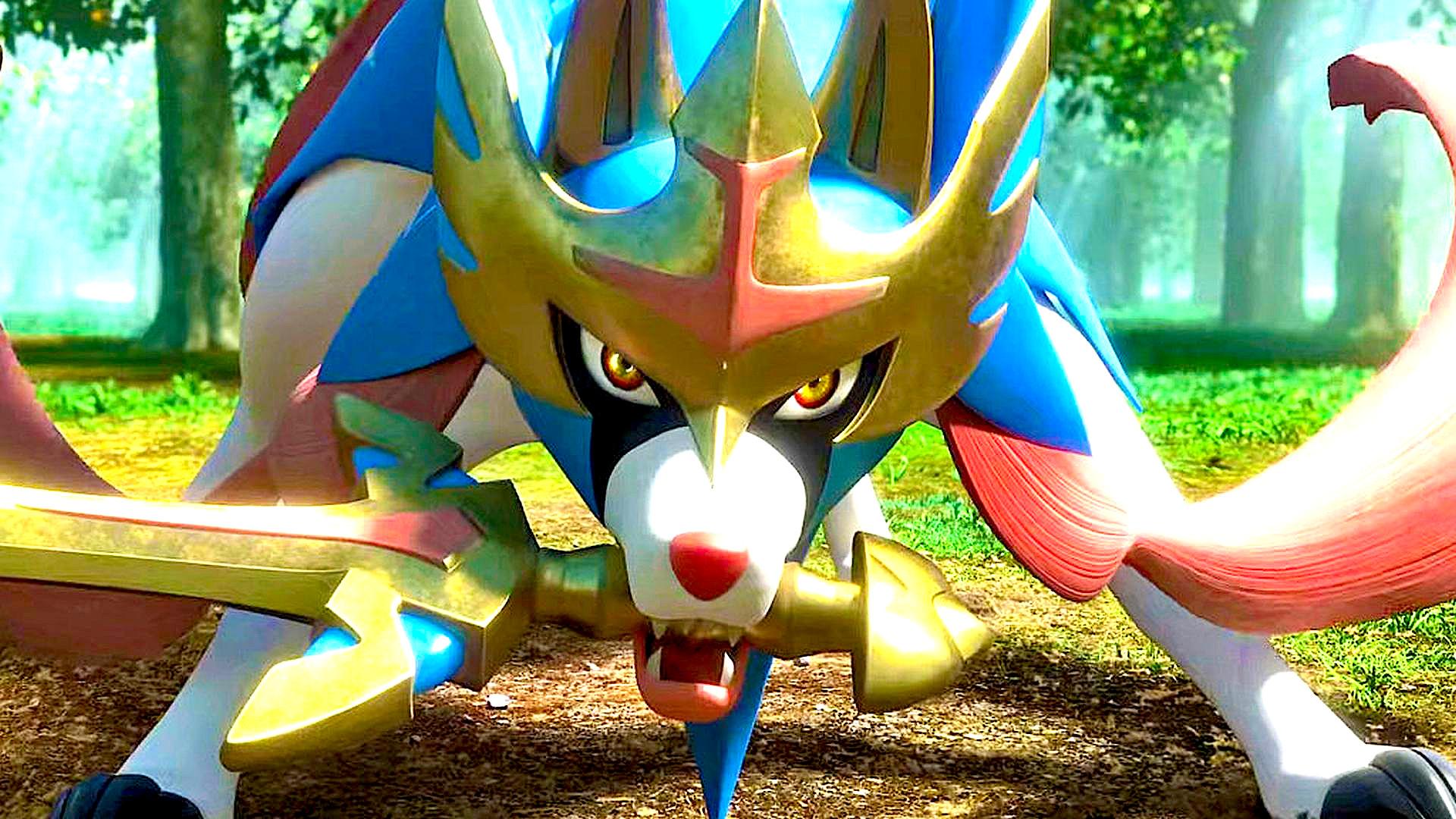 Pokémon Schwert (Nintendo Switch)