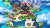 Pokémon Schwert & Schild: Gigadynamax-Relaxo ist noch dicker und noch fauler