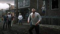 So gruselig sieht Red Dead Redemption 2 mit minimaler Grafik aus