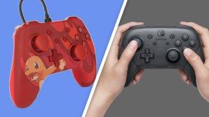 Nintendo Switch Pro Controller: Pokémon-Design und weitere Alternativen im Angebot