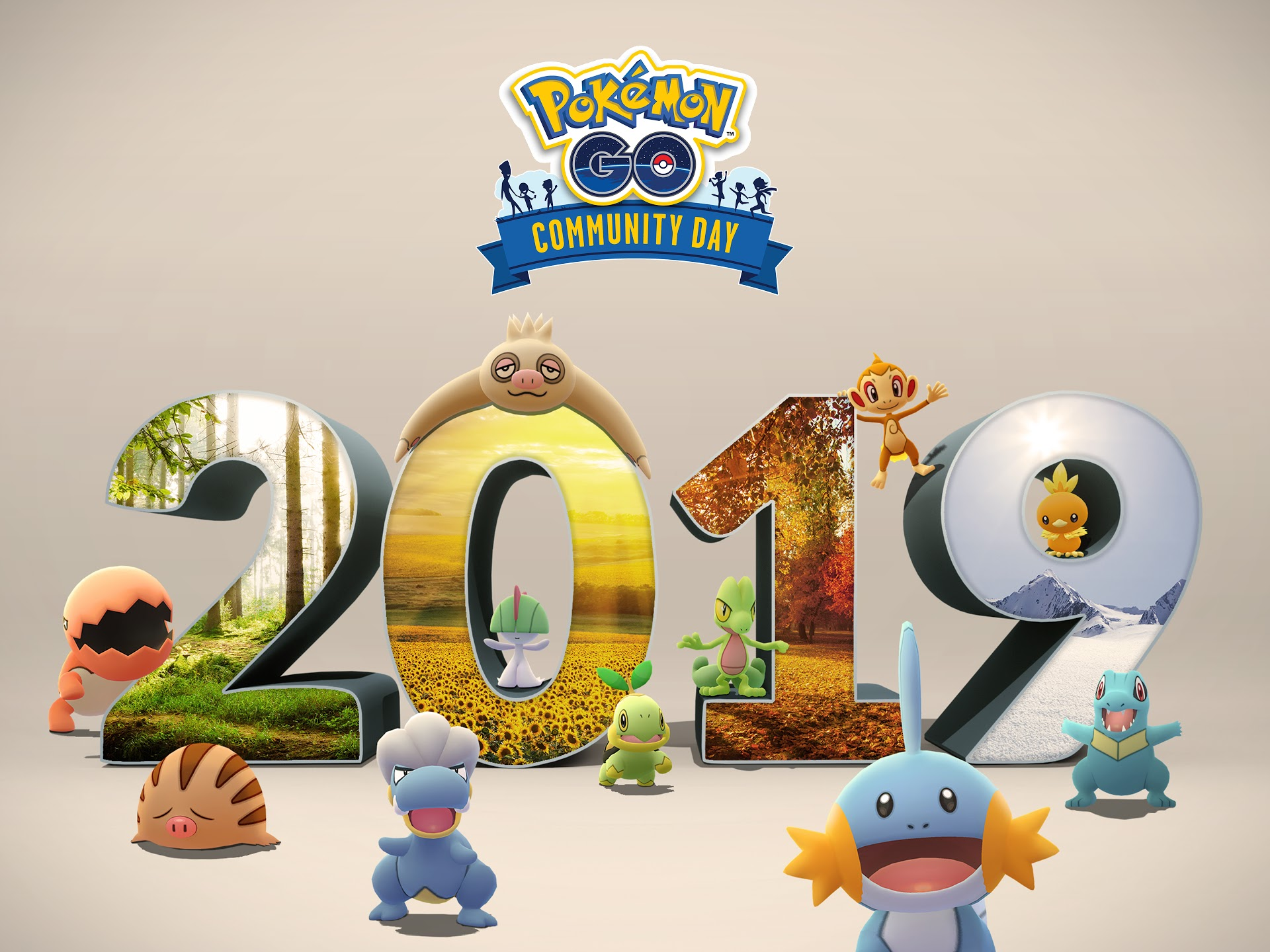 Pokémon GO: Holt euch zum Community Day diese seltenen Pokémon