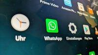 WhatsApp auf dem Tablet installieren (auch auf Fire HD 8 /10) – so geht's