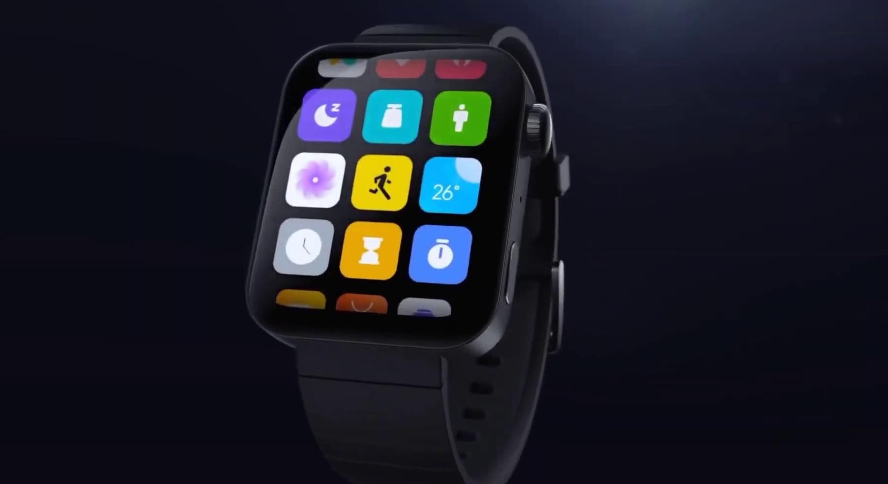 Xiaomi Smartwatch Vorgestellt Das Kann Die Apple Watch Fur Android Nutzer
