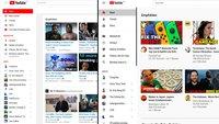 Altes YouTube-Design wiederherstellen (2019) – so geht's