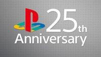 PlayStation: 25-jähriges Jubiläum