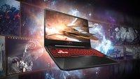 Gaming-Laptop zum Sparpreis: Spiele-Notebook von Asus mit 120-Hz-Display jetzt besonders günstig