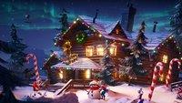 Fortnite-Winterfest: Ab sofort gibt's neue Herausforderungen und Geschenke