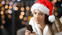 Abstimmung: Smartphone-Verbot an Heiligabend?