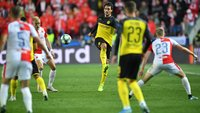 Fußball heute: Borussia Dortmund – Slavia Prag im Live-Stream und TV – Champions League
