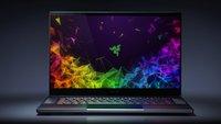 Razer Blade 15 im Preisverfall: Leichter Gaming-Laptop stark reduziert