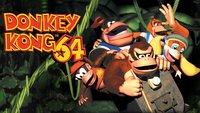 Donkey Kong 64 wäre um ein Haar gar nicht kinderfreundlich geworden