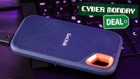 Cyber Monday: SSDs, Festplatten, USB-Sticks und Speicherkarten zum Sparpreis