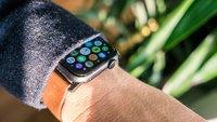 Apple Watch: Die günstigsten Smartwatches landen auf dem Abstellgleis