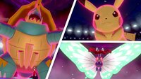 Pokémon Schwert & Schild: Alle Gigadynamax-Formen - Fundorte