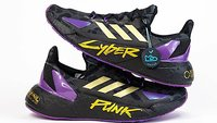 Cyberpunk 2077: Hübsche Adidas-Sneaker im Cyberpunk-Stil geplant