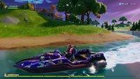 Fortnite: Alle 4 Motorboot-Zeitrennen - Fundorte auf der Karte