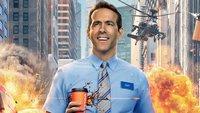 Wie in GTA Online: Im Film Free Guy verkörpert Ryan Reynolds einen NPC