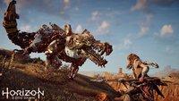 Horizon Zero Dawn: Gewinnt PS4 Pro das Grafik-Battle gegen den PC? (Videovergleich)