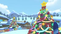 Mario Kart Tour: Weihnachtsbaum 10-mal mit einem Item treffen - so geht's