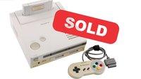 So viel brachte der Nintendo PlayStation-Prototyp bei der Auktion ein