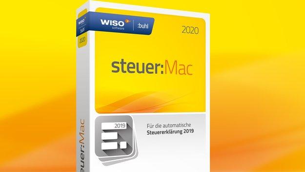Wiso steuer:Sparbuch 2020 und Wiso steuer:Mac 2020: Mit Rabattcode heute zum Bestpreis