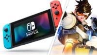 Nintendo Switch gewinnen: Wir verlosen die Hit-Konsole inklusive Overwatch
