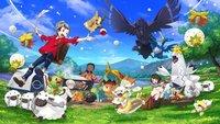 Pokémon-Kollektion von Adidas: So sieht der zweite neue Sneaker aus