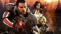 Die Mass-Effect-Trilogie für die PS4? BioWare teasen wohl, was Fans schon lange wollen