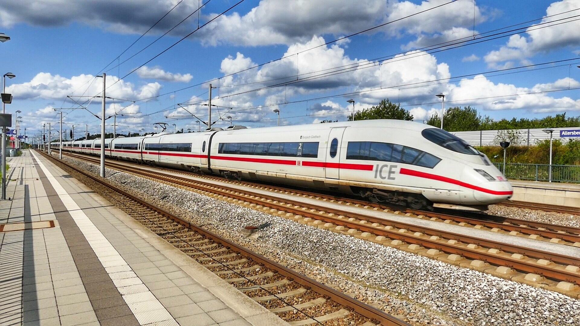 Deutsche Bahn Werbespot 2020