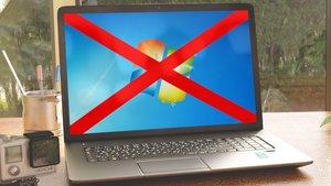 Kein Update für Windows 7: Microsoft macht Ernst