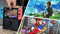 Nintendo Switch: Die besten Spiele im Test (2020)