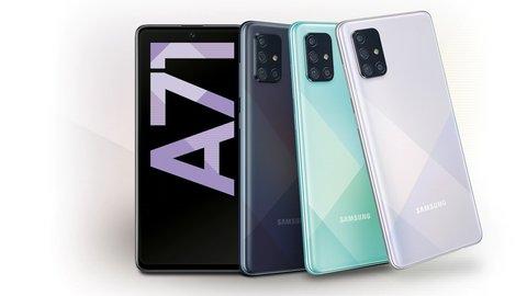 Samsung Galaxy A71 spionage anwendung aufspüren