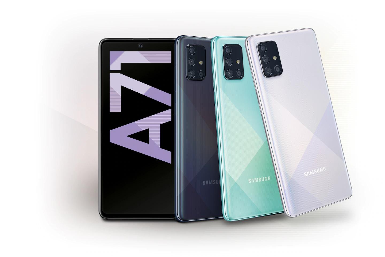 Samsung A71 Bedienungsanleitung