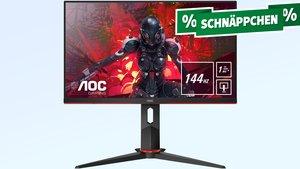 Günstiger Gaming-Monitor für PC-Zocker – Deal des Tages