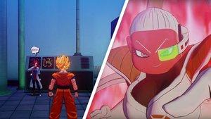 Dragon Ball Z Kakarot: Bonyu-Spezialtraining freischalten