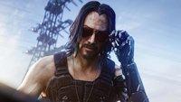 Cyberpunk 2077: Keanu Reeves gibt's bald als Actionfigur
