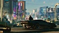 Cyberpunk 2077: Mit Dreams baut sich Fan eigene Welt und Charakter-Modell