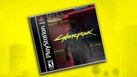 Cyberpunk 1997: So würde Cyberpunk 2077 auf der PS1 aussehen