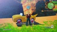 Dragon Ball Z Kakarot: Autos freischalten und bauen