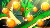 Dragon Ball Z Kakarot: Dragonballs finden und Wunschliste erklärt