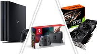Gaming-Paradies eBay: Nintendo Switch, PlayStation 4 Pro und RTX 2070 Super zu Bestpreisen