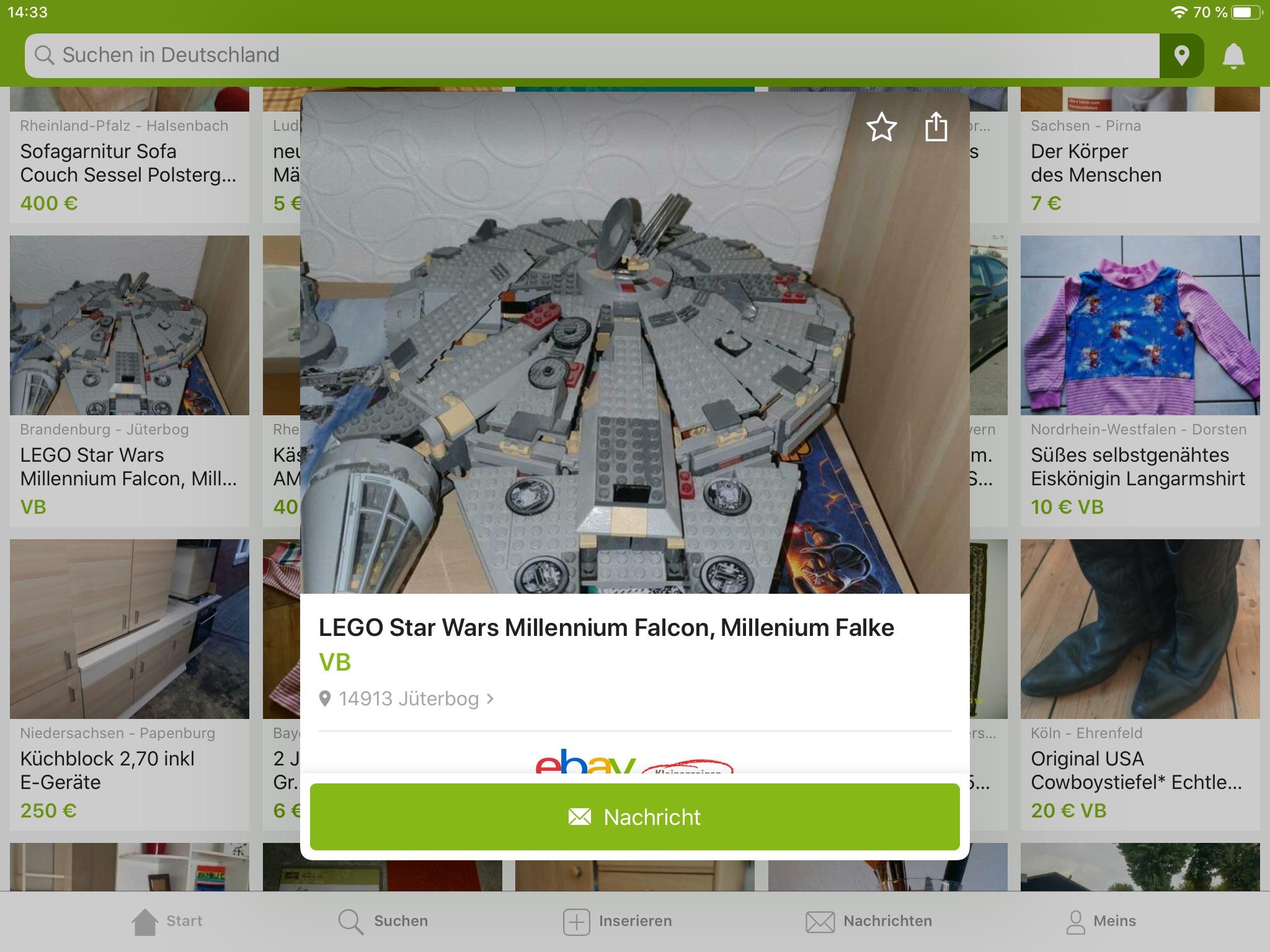 Ebay Kleinanzeigen Das Konnen Die Apps Fur Android Und Ios