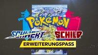 Pokémon Schwert & Schild: Neue Regionen und Pokémon mit Erweiterungspass in 2020