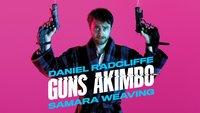 """Harry Potter mit den Pistolen-Händen: Daniel Radcliffes neuer Film """"Guns Akimbo"""""""